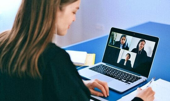 Virtual Conference Call Video | How to do a Video Conference Call